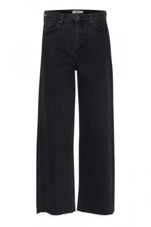 BYLOLA KIM PANTS DARK GREY