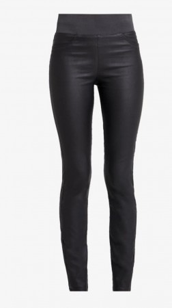 SHANTAL PANT COATED BRUN